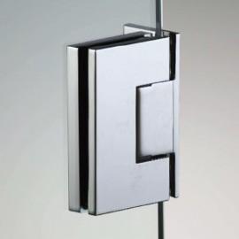 Charnières réglables DQ30 pour porte en verre