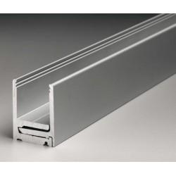 """Profil en """"U"""" en aluminium"""